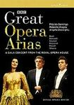 Great Opera Arias - A Gala Concert from the Royal Opera House (French, English, DVD)