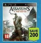 PS3 Assassin's Creed:revelations
