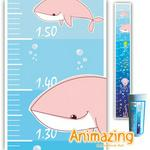 Animazing Whales Growth Chart