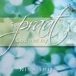 So Praat God Met My (Afrikaans, Hardcover)