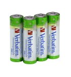 Verbatim AA Rechargeable Batteries