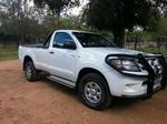 2008 Toyota Hilux 2.5 D-4D S Single Cab