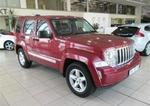 Jeep 2010 Cherokee 3.7 Limited Auto Automatic Red 67932km