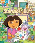 Dora the Explorer Scavenger Hunt Look and Find