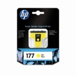 HP No. 177 Yellow Ink Cartridge