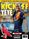 KICK OFF Magazine 12 Month Subscription