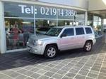 2010 Jeep Patriot 2.4 Limited CVT Auto