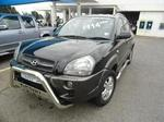 Hyundai 2006 Tucson 2.0 Gls Manual Black 159000km