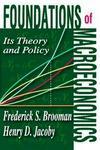 Foundations of Macroeconomics (Paperback)