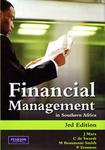 Financial Management In Southern Africa (Paperback, 3rd Edition)