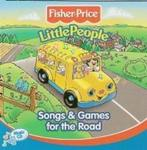 Fisher-price Little People Songs And Games For The Road