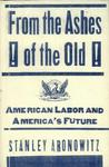 Basic Books From The Ashes Of The Old American Labor And America's Future