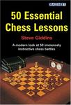 Gambit Publications 50 Essential Chess Lessons