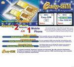 Easysim - 2 sim cards in 1 phone
