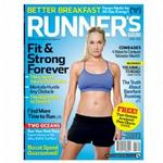 Runner's Magazine 12 Month Subscription