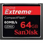 SanDisk Extreme 64GB Compact Flash Memory Card