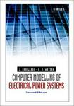 Wiley Computer Modelling of Electrical Power Systems