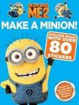 Despicable Me 2: Make A Minion Sticker Book (novelty Book)