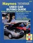 Used Car Buying Guide: Guide to Inspecting and Buying a Used Car (Haynes Techbook)