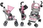 Jeep Baby Jeep All Weather Umbrella Pink Stroller