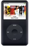 Apple iPod Classic 6th Generation 160GB Black