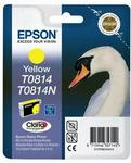 Epson Stylus Photo T0814 Yellow Cartridge