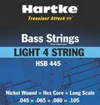 Hartke HSB 445 Light 4-String Bass Strings