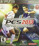 Konami Pro Evolution Soccer 2013