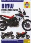 BMW F800 (including F650) Twins Service and Repair Manual: 2006 to 2010 (Haynes Motorcycle Manuals)