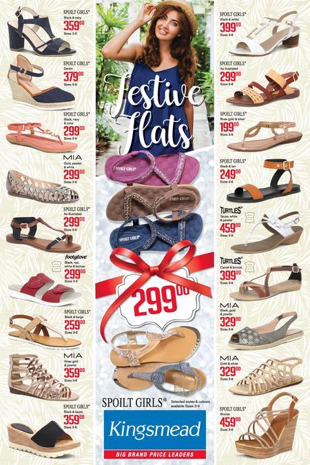 Find Kingsmead Shoes Deals Online