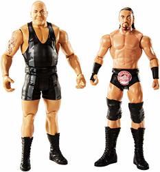 Mattel Wwe Figure Series 55 Big Show & Big Cass Action Figures 2 Pack