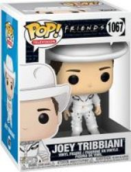 Pop Television: Friends - Joey Tribbiani Vinyl Figure