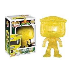 Pop Power Rangers - Yellow Ranger Morphing Exclusive - Only At Gamestop