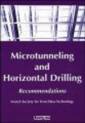 Microtunnelling and Directional Drilling - Recommendations - French Society for Trenchless Technology