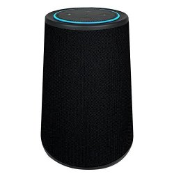AudioSnax Echo Dot Docking Station - Cordless & Rechargeable Docking Speaker For Amazon Echo Dot 2ND Gen - 20 Watts - Amplify An