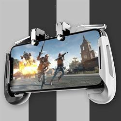 Mobile Game Controller Portable Controller Gamepad Triggers For Pubg Mobile Game Mobile Game Controller -AK16