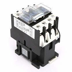 Ac Contactor CJX2-3210 High Sensitivity Industrial Electric 32A 48VDC