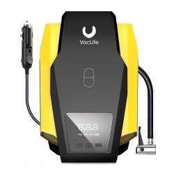 VACLIFE12V Digital Air Compressor And Tyre Inflator