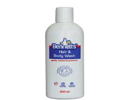 Bennetts 200ml Hair & Body Wash