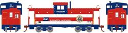 USA Roundhouse Bn Wide-vision Caboose 12618