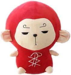 USA Mikucos Hwayugi Korean Odyssey Monkey King Doll Plush Toy 12INCHES