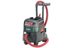 Metabo 602058000 Asr 35 M Acp All-purpose Vacuum Cleaner With Pressure Differential Electromagnetic Auto Vibration Cleaning And