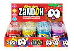 115G Scented Zandoh Whipped Sand Dough Assorted