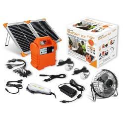 Ecoboxx Solar Power Barbers Kit