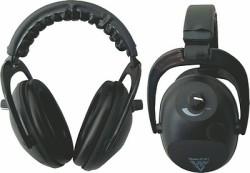 RAM Ear Tect ET-E1 Electronic Ear Muffs in Black