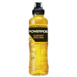 Powerade Sports Drink Island Burst 500 Ml