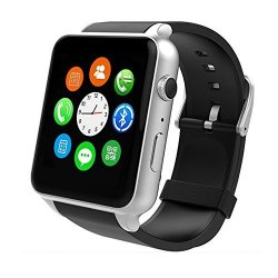 Luxsure Uwatch Smart Watch With Heart Rate Monitor Android Smart Watch Phone Sports Bluetooth Wristw