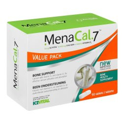 MenaCal 7 90 Tablets
