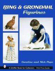 Bing & Grohdahl Tm Figurines Hardcover
