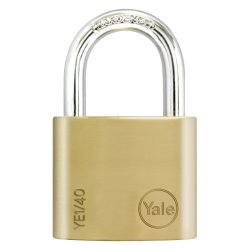 Yale - Ess Brass Pl 40MM